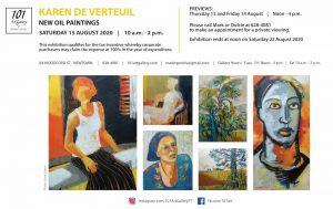 Karen De Verteuil Exhibition